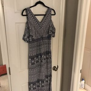 Maternity maxi.  Perfect for shower/wedding!